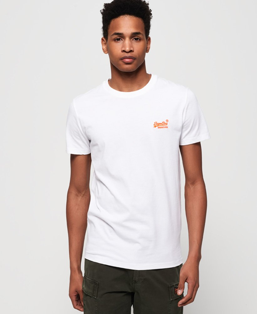 Superdry Camiseta Orange Label Neon  thumbnail 1
