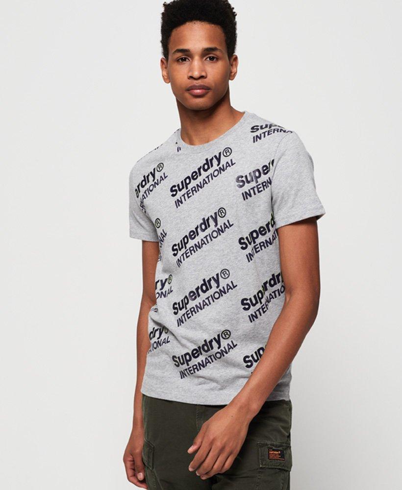 Superdry T-shirt imprimé International thumbnail 1