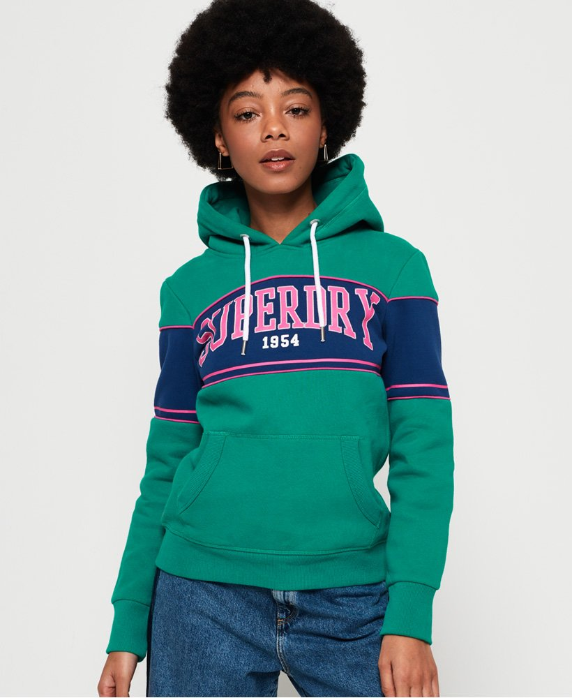 Superdry 1954 Mock Applique hoodie thumbnail 1