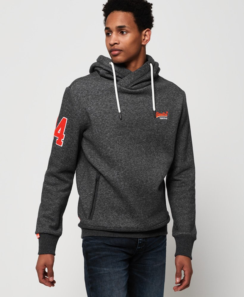 Superdry Orange Label Field Hoodie  thumbnail 1