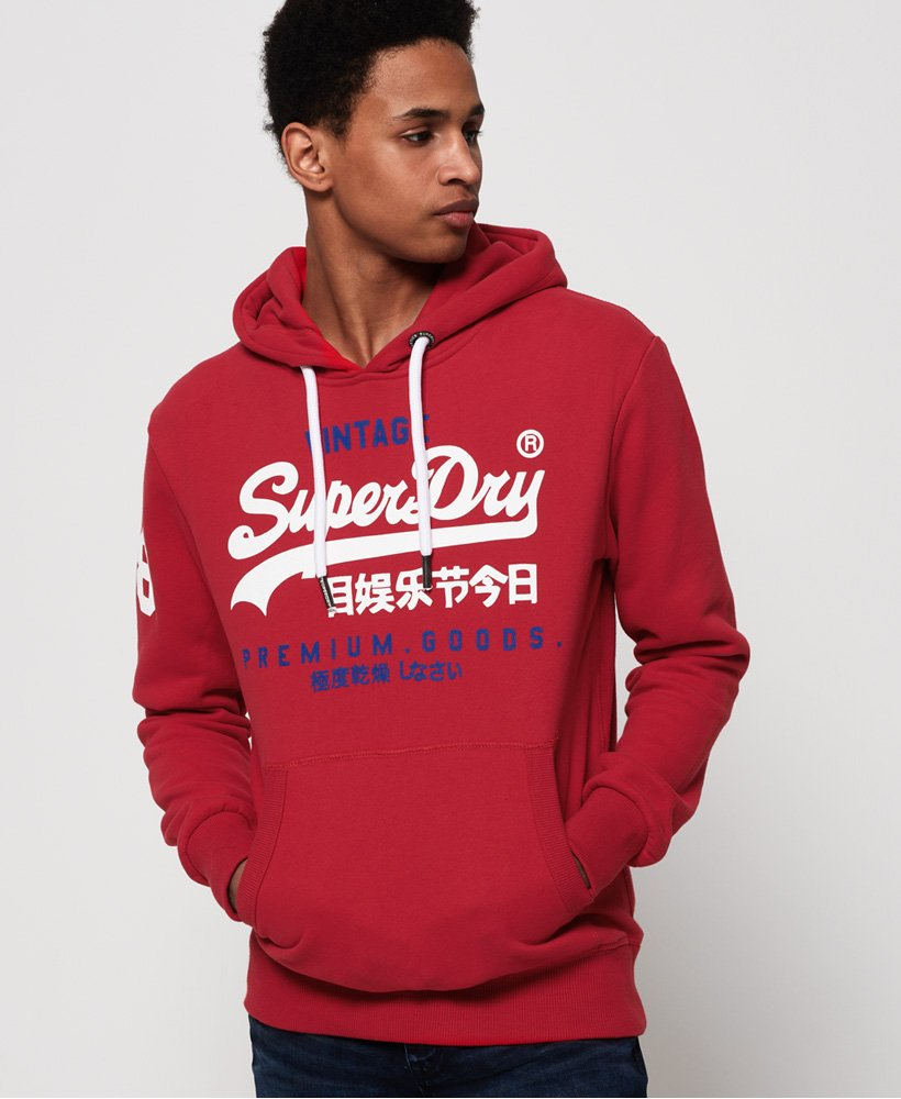 Superdry Premium Goods Duo -huppari