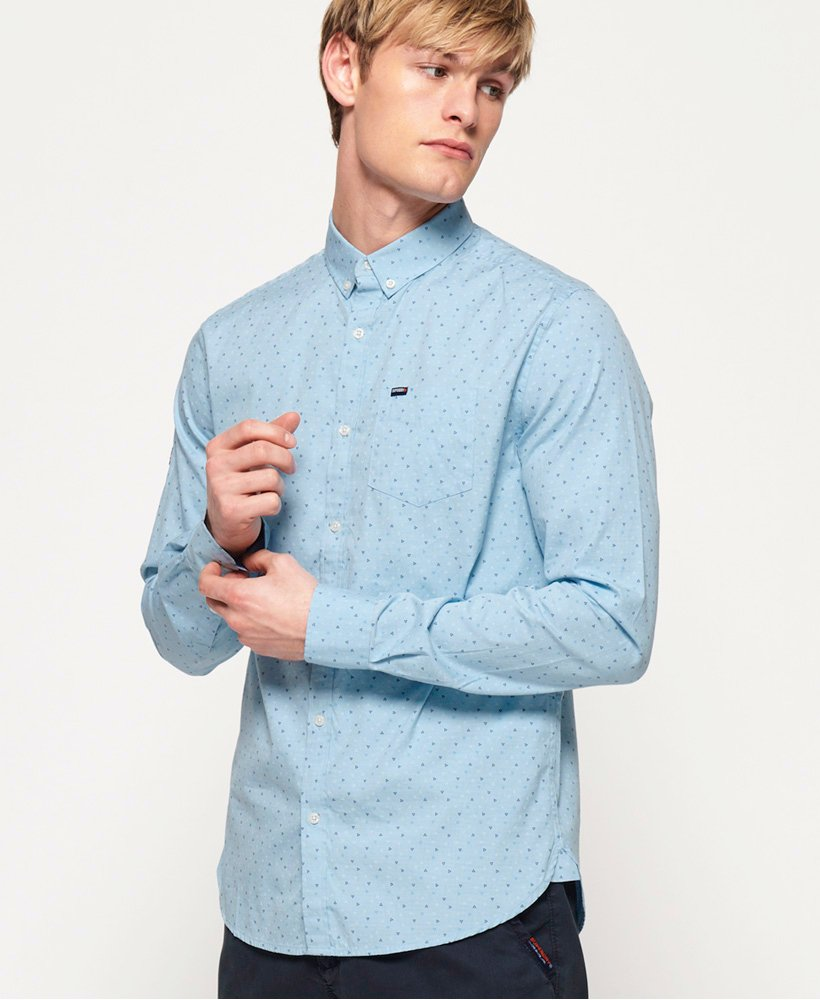 Superdry Premium Shoreditch Shirt thumbnail 1