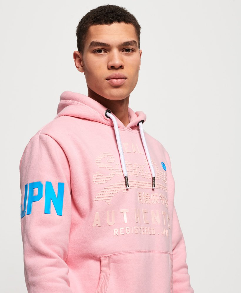 Superdry Vintage Authentic Pastel Hoodie  thumbnail 1