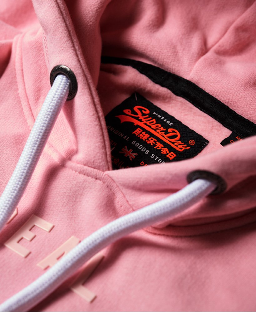 Superdry Sweat à capuche pastel Vintage Authentic Sweats