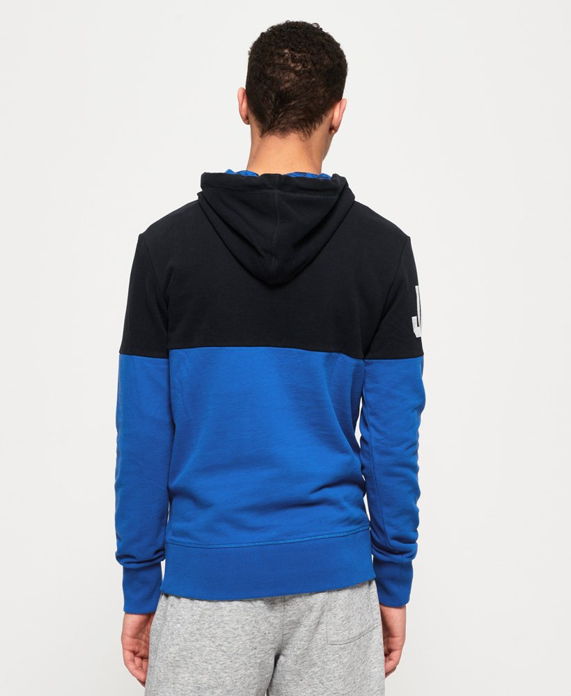 Sweat À Capuche Et Empiècement Sweat Shirt Store Taille