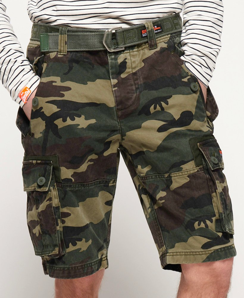 Superdry Short cargo Core Heavy thumbnail 1