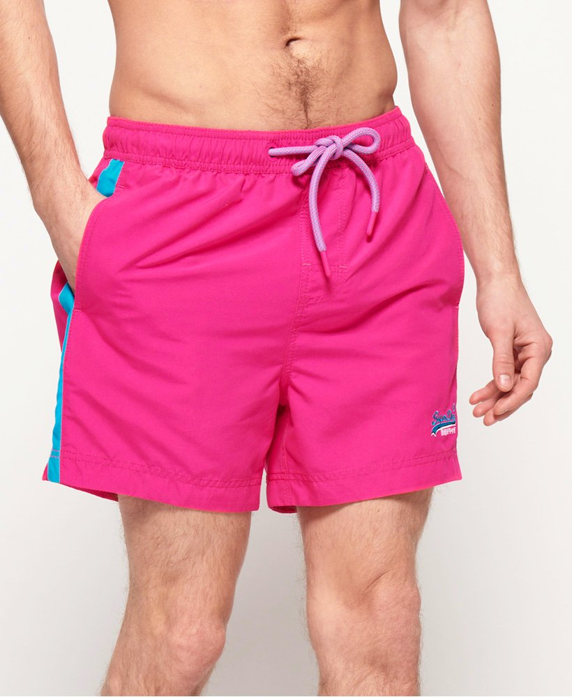 Superdry Beach Volley Swim Shorts  thumbnail 1