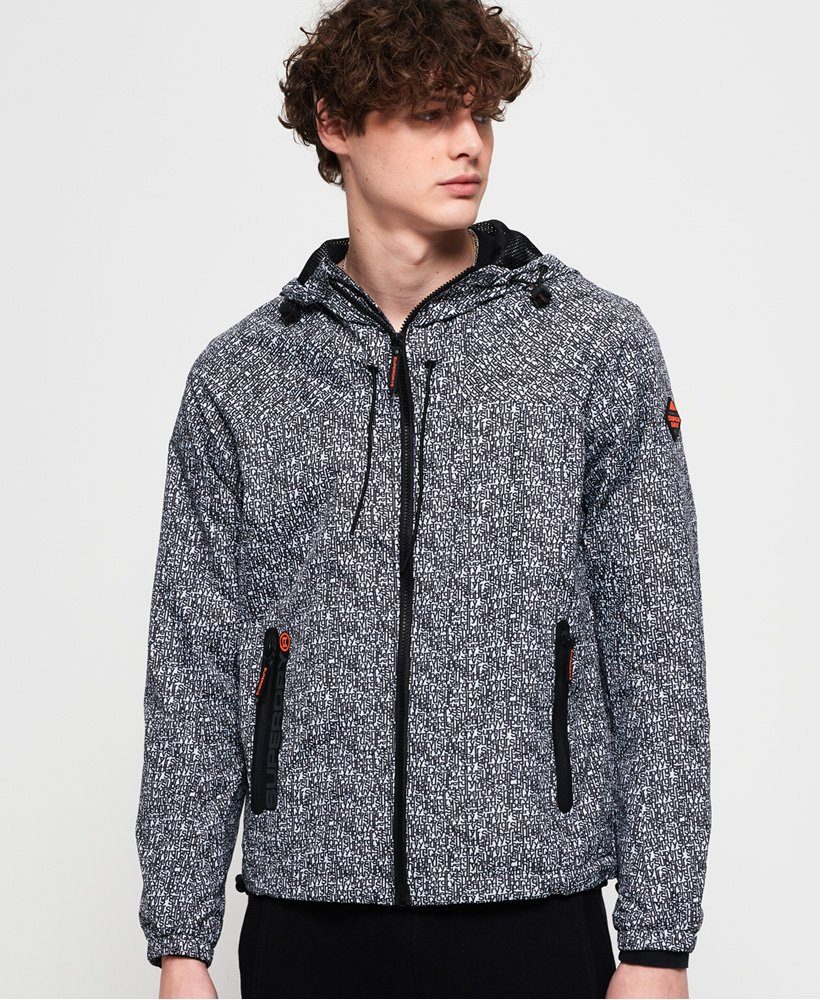 Superdry Superstorm Cagoule thumbnail 1