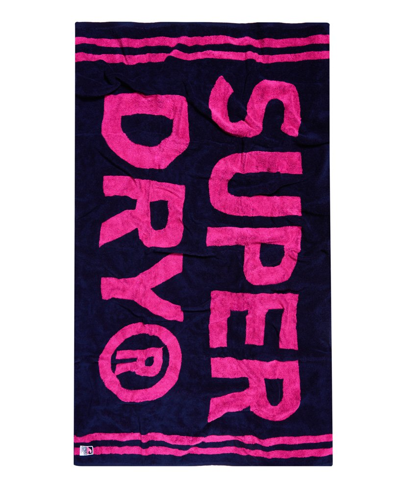 Superdry Telo mare a righe thumbnail 1