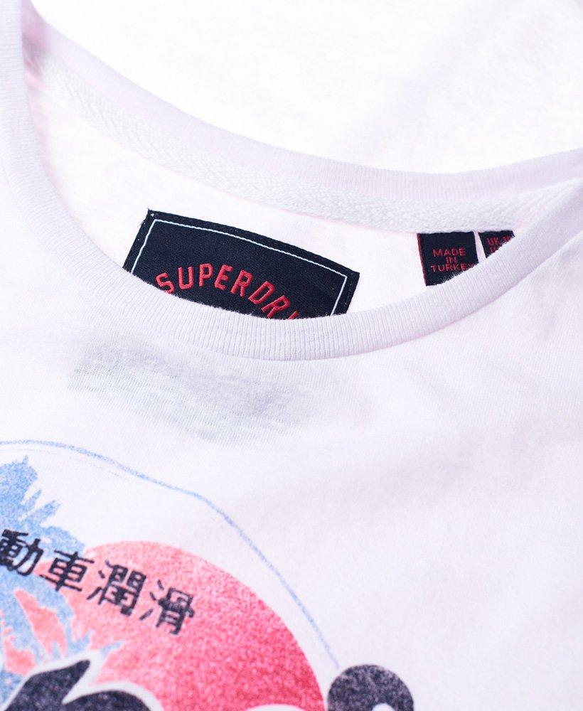 Superdry Women/'s Super 23 Hawaii T-Shirt