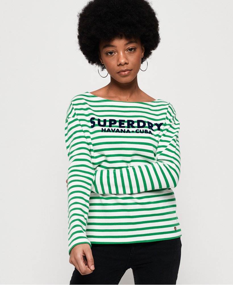 Superdry Havana Long Sleeve Top thumbnail 1