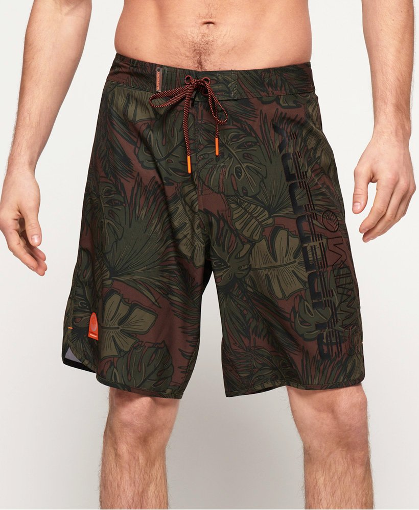 Superdry Deep Water Board Shorts