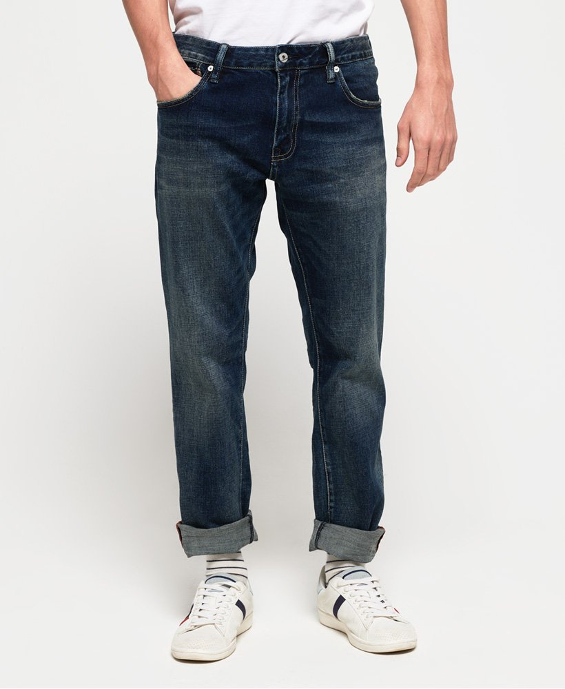 Superdry Daman Straight-jeans thumbnail 1