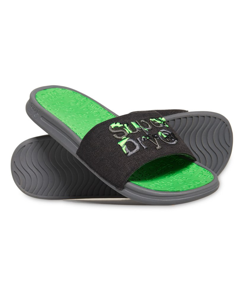 Superdry Crewe Camo Sliders  thumbnail 1