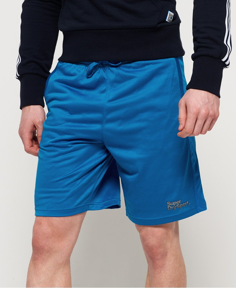 Superdry Short jacquard camouflage Active thumbnail 1