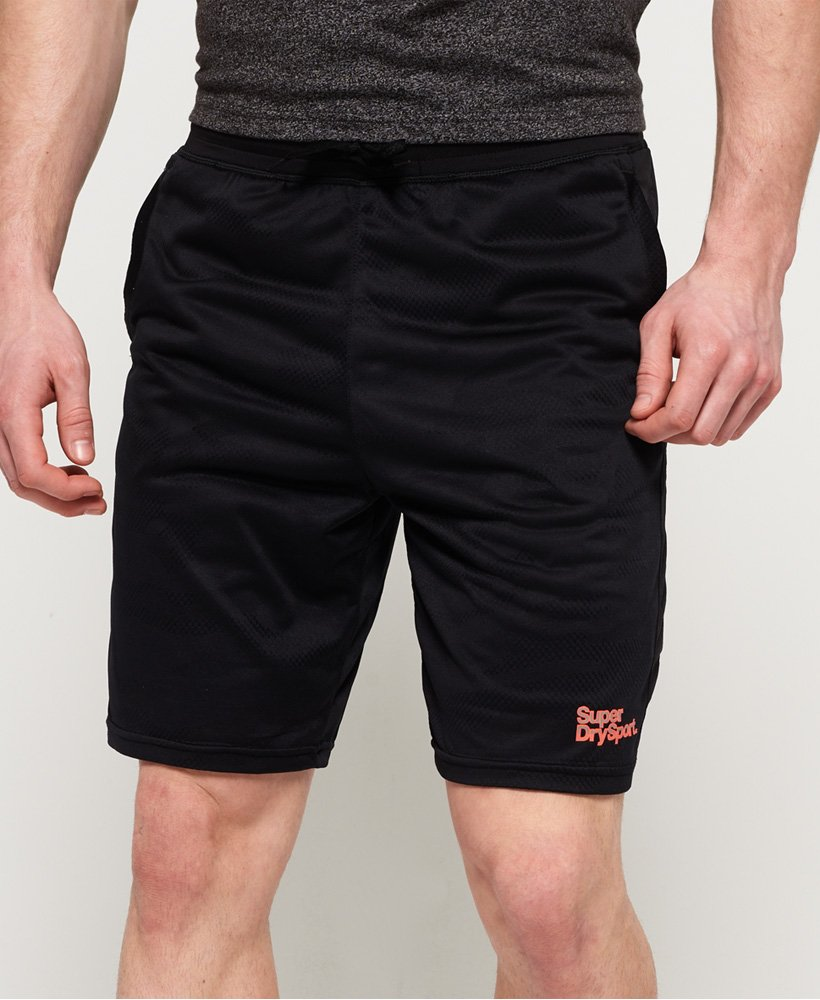 Superdry Active Camo Jacquard Shorts thumbnail 1