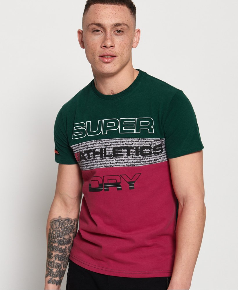 Superdry Trophy Neon T-Shirt  thumbnail 1