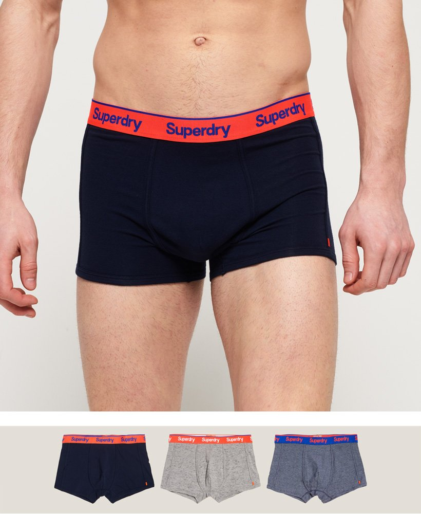 Superdry Orange Label Sport Trunks thumbnail 1