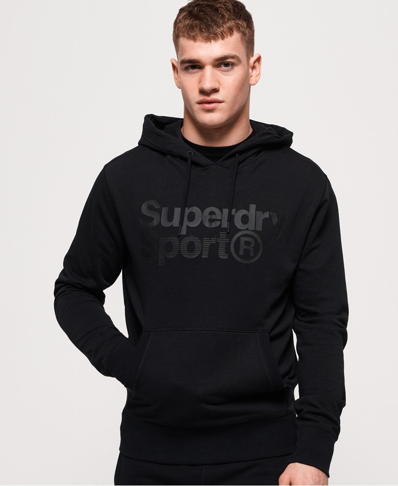Superdry Felpa infilabile dalla testa Core Sport  thumbnail 1