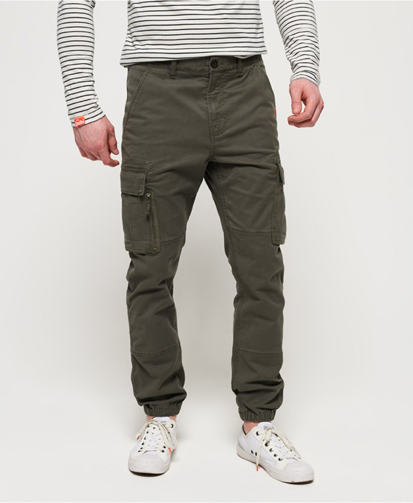 Superdry International Recruit Grip Cargo Pants thumbnail 1