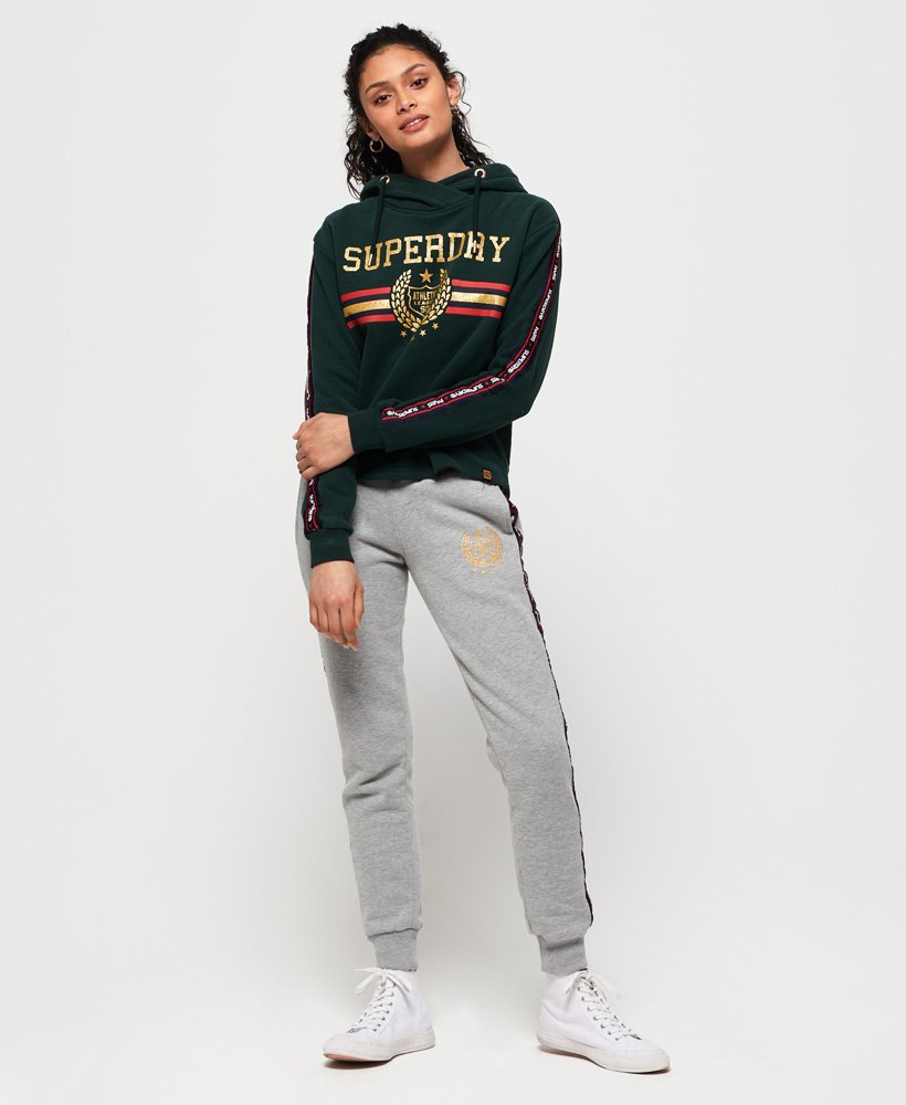 Superdry Gia Tape Joggers thumbnail 1