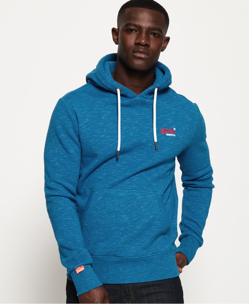 Superdry Orange Label Classic Overhead Hoodie  thumbnail 1