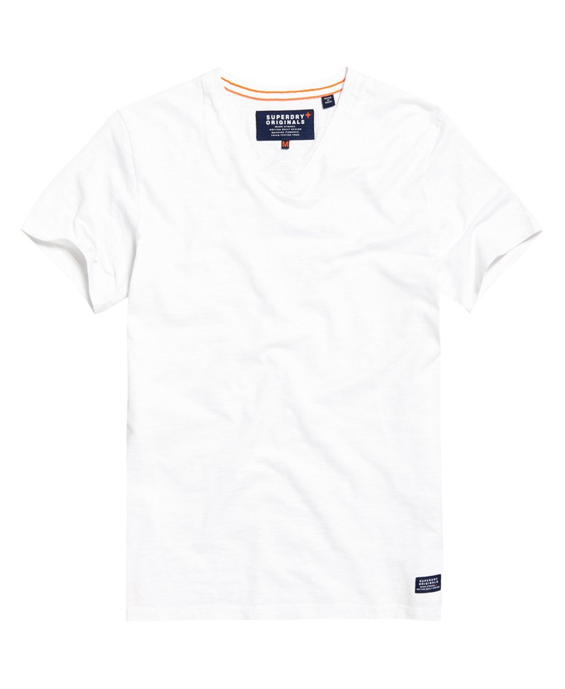 Superdry Dry Originals Short Sleeve Vee T-shirt thumbnail 1