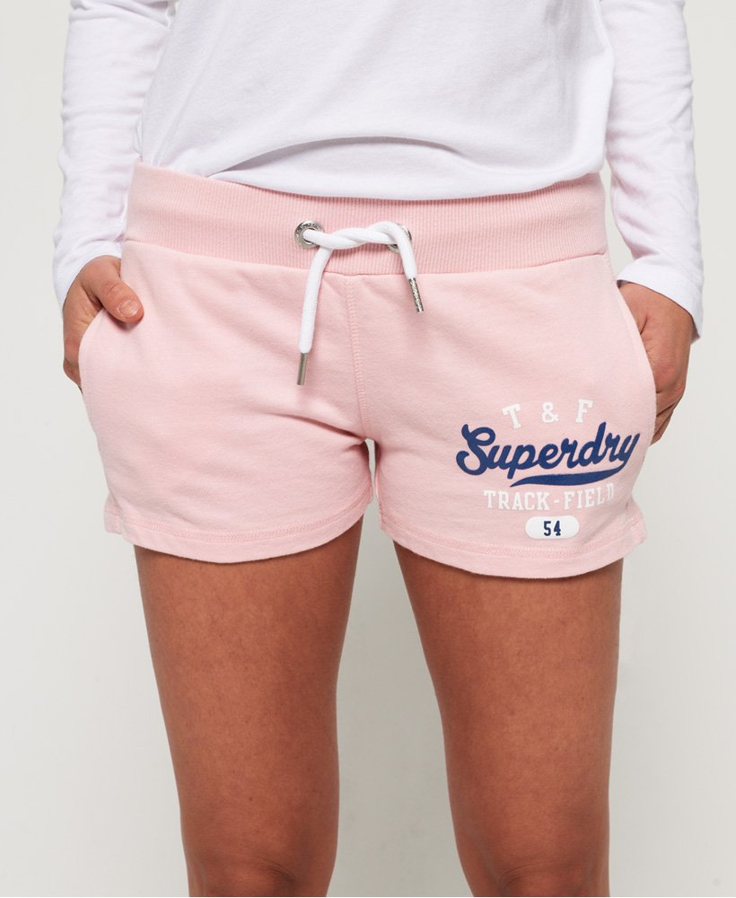 Superdry Track & Field Lite Shorts thumbnail 1