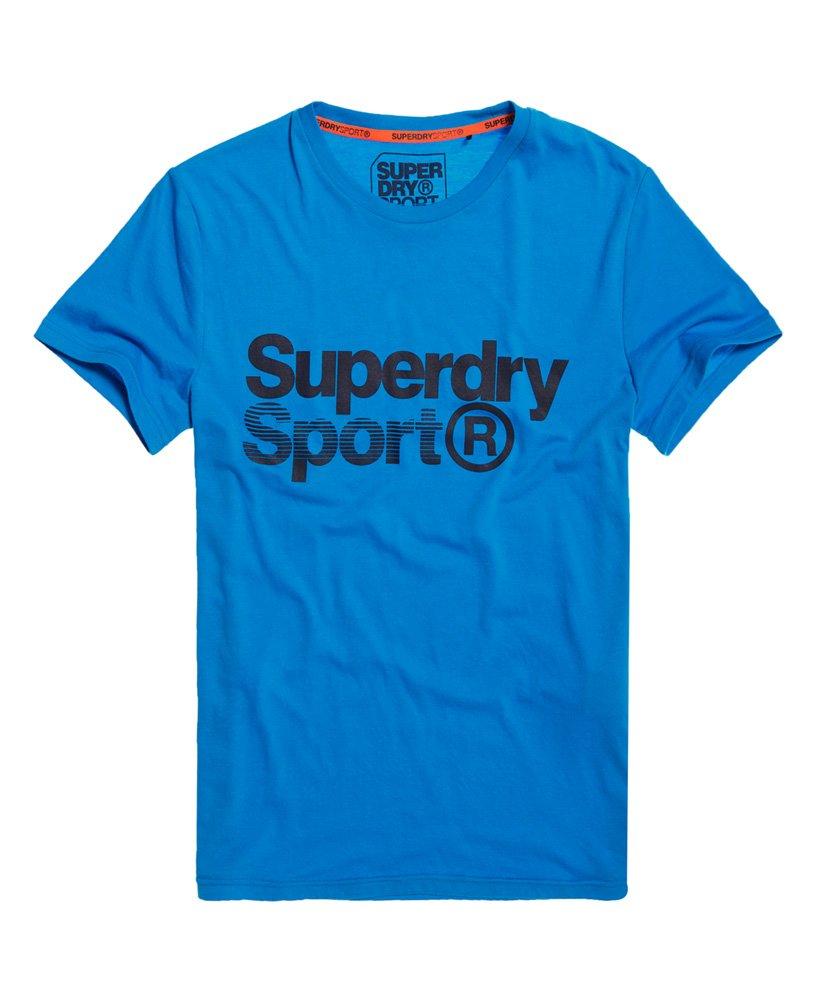 Superdry Core Sport T-Shirt mit Grafik