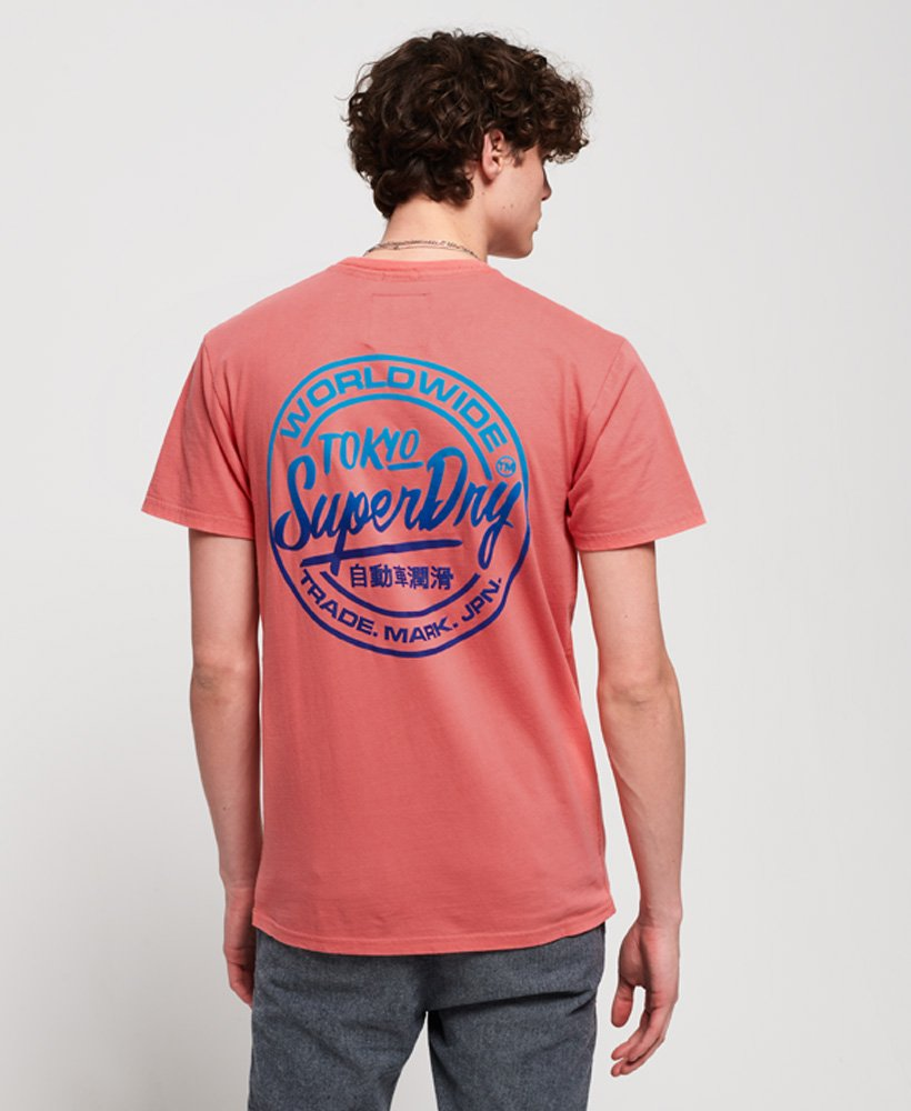 Superdry Ticket Type Oversized Fit T-shirt thumbnail 1
