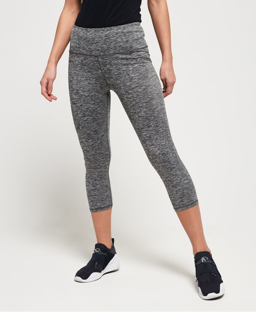 Superdry SD Core Sport Essential Capri legging thumbnail 1