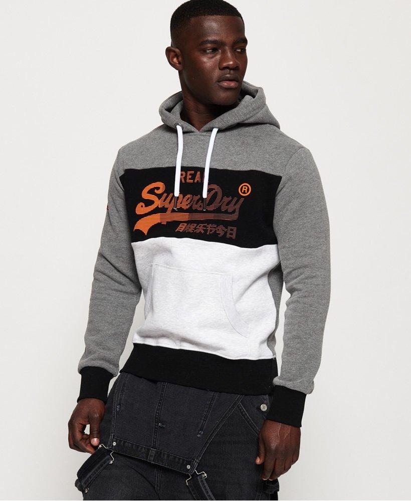 Superdry Sweat à capuche avec empiècement et logo Vintage 1St