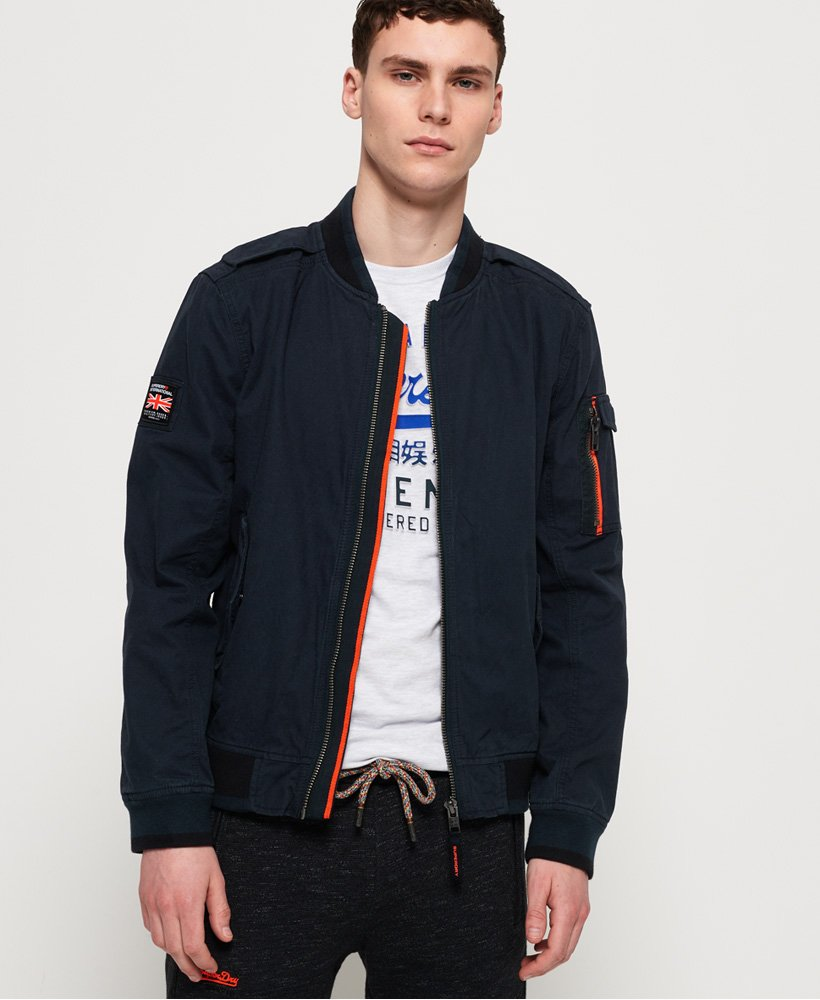 Superdry Bomber Rookie Duty thumbnail 1