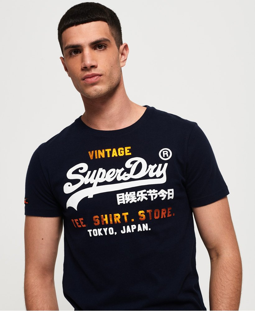 Superdry T-shirt Shirt Shop thumbnail 1
