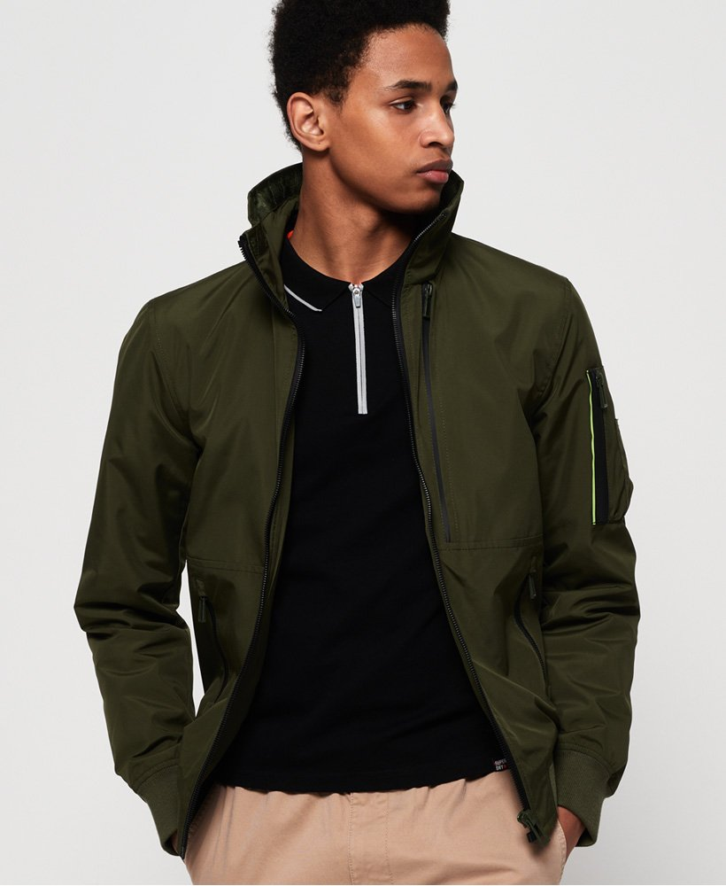 Superdry Moody Light Bomber Jacket thumbnail 1