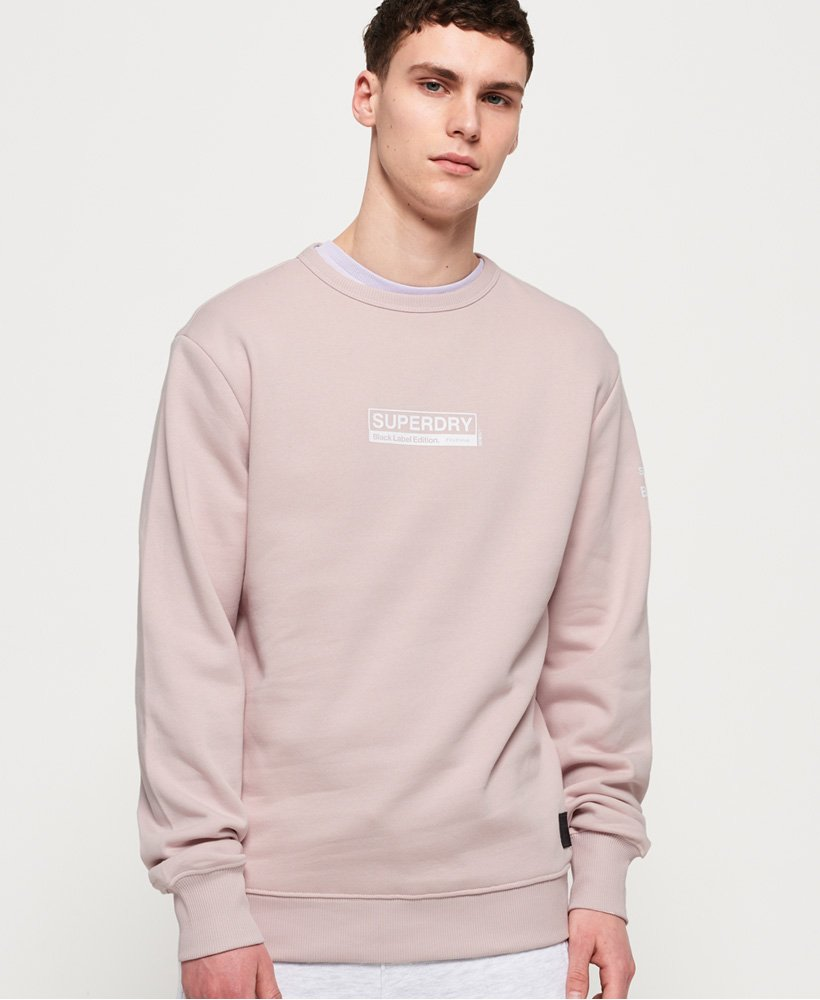 Superdry Black Label Edition Crew Sweatshirt