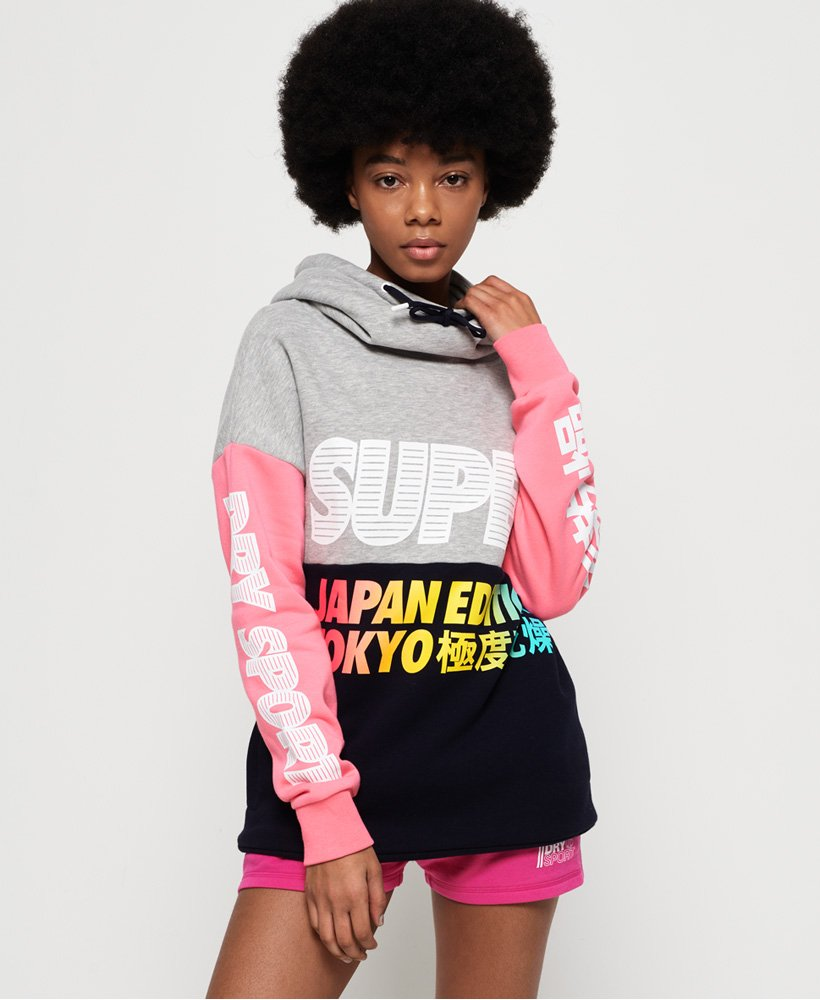 Superdry Felpa con cappuccio Japan Edition