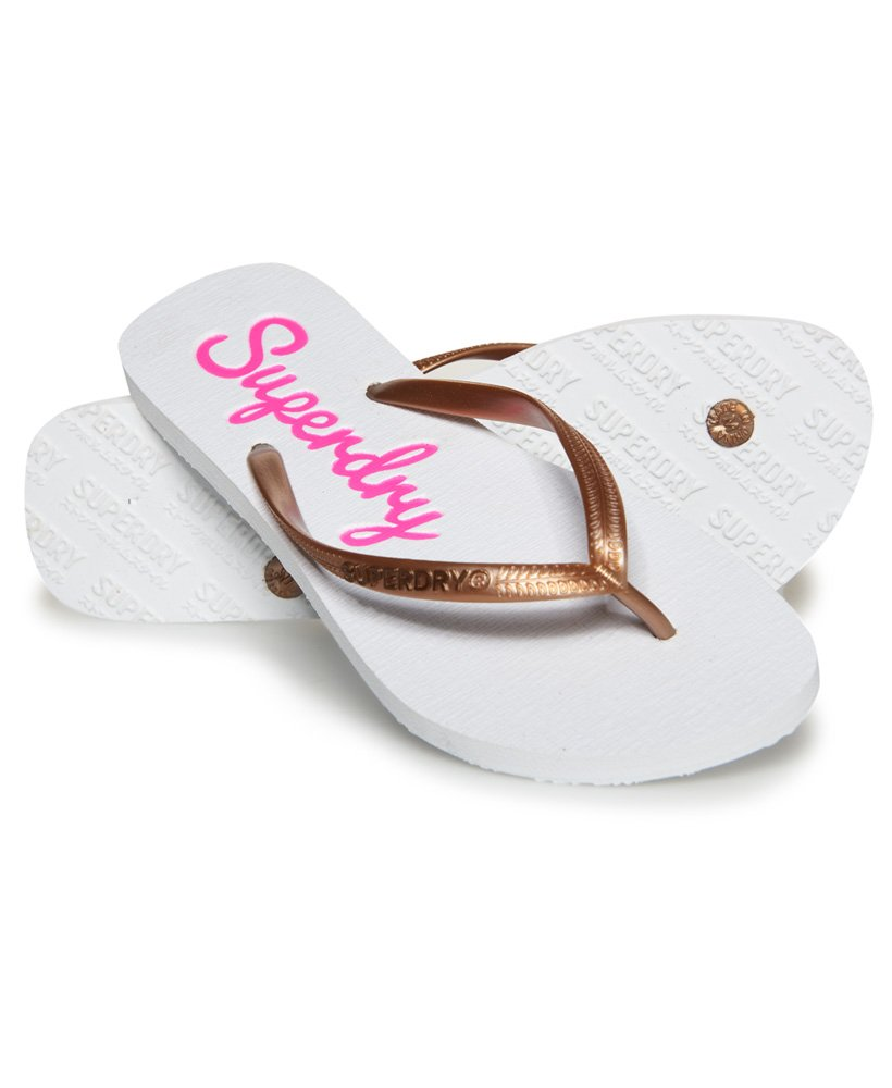 Superdry Super Sleek Flipflops thumbnail 1
