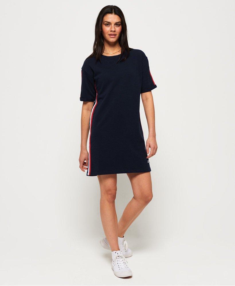 1d79f3f3cc0cad Superdry Georgia Short Sleeve Sweat Dress - Women's Dresses
