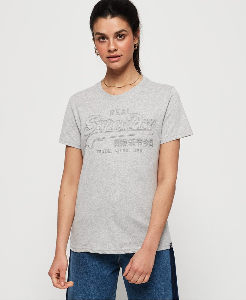 Superdry Vintage Logo Tonal T-Shirt thumbnail 1