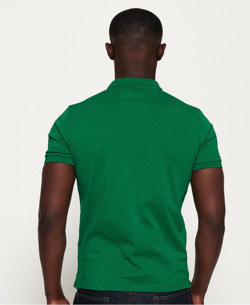 5901f375cb47 Superdry Mercerised Lite City Polo Shirt thumbnail 5
