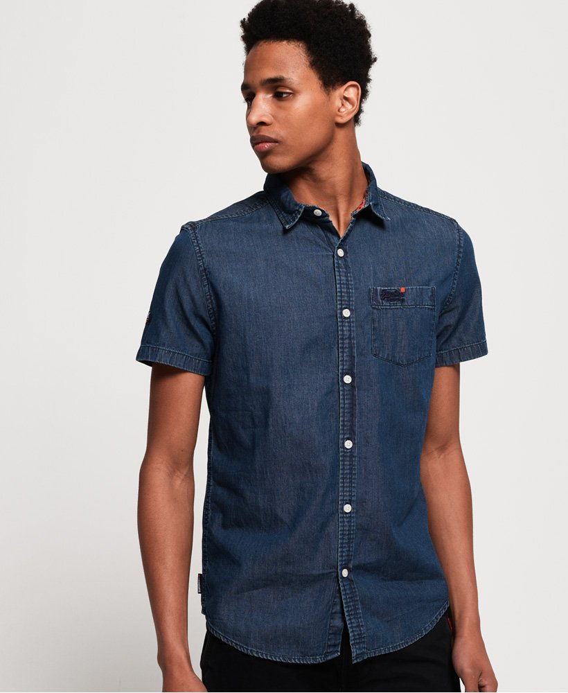 Superdry Miami Loom Shirt thumbnail 1