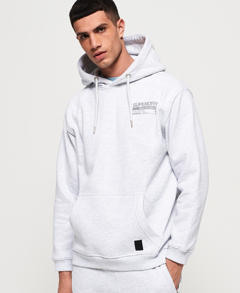 Superdry Black Label Edition Hoodie thumbnail 1