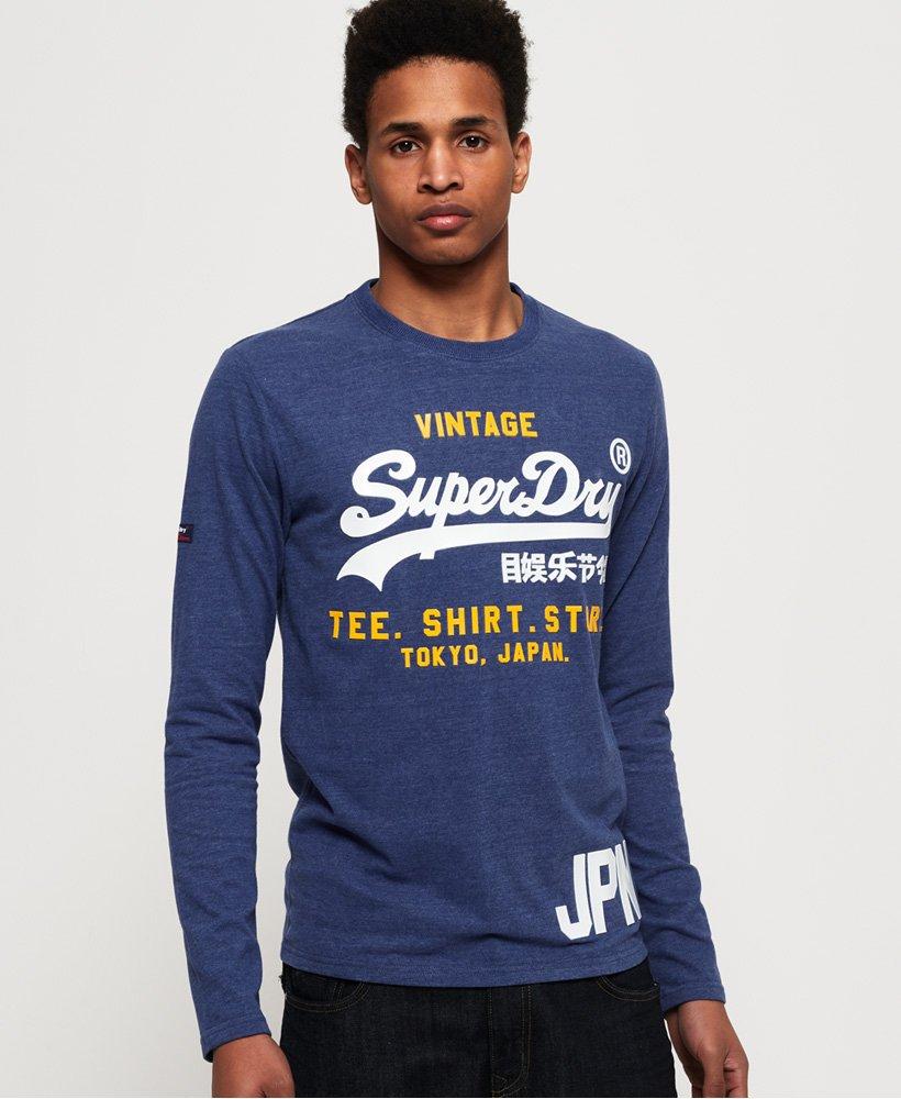 Superdry T-shirt à manches longues Shirt Shop Duo thumbnail 1