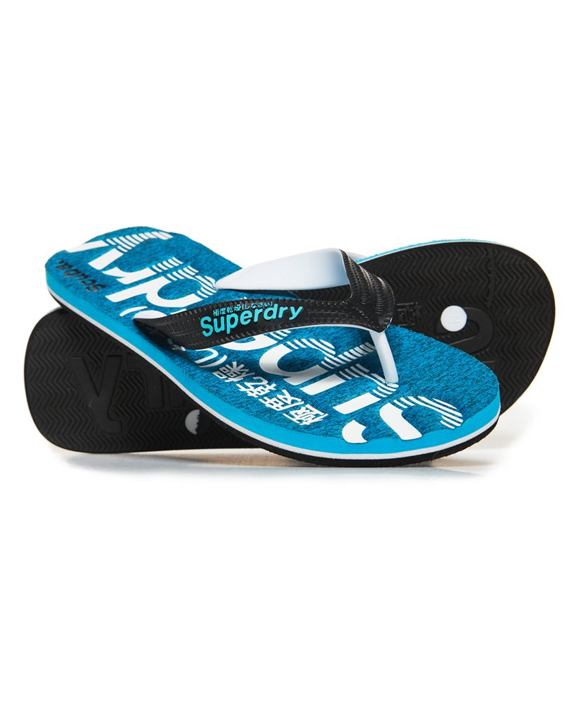 Superdry Tongs Scuba Grit thumbnail 1