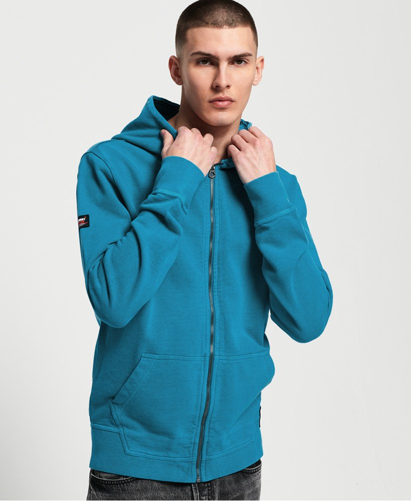 Superdry Dry Originals Zip Hoodie thumbnail 1