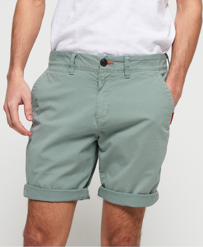Superdry Short léger chino slim International thumbnail 1