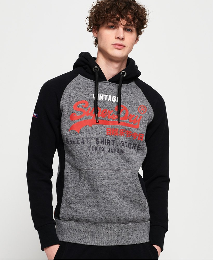 Superdry Sweat Shirt Store Raglan -huppari thumbnail 1