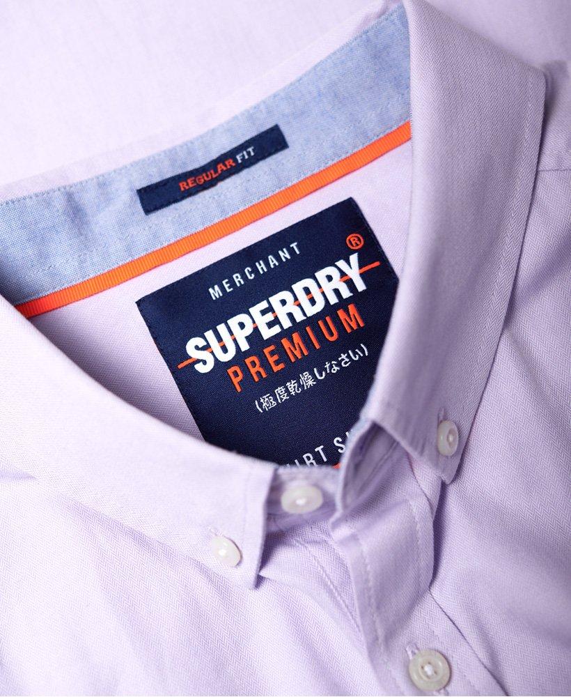 Superdry Chemise Oxford Premium University Homme Sale