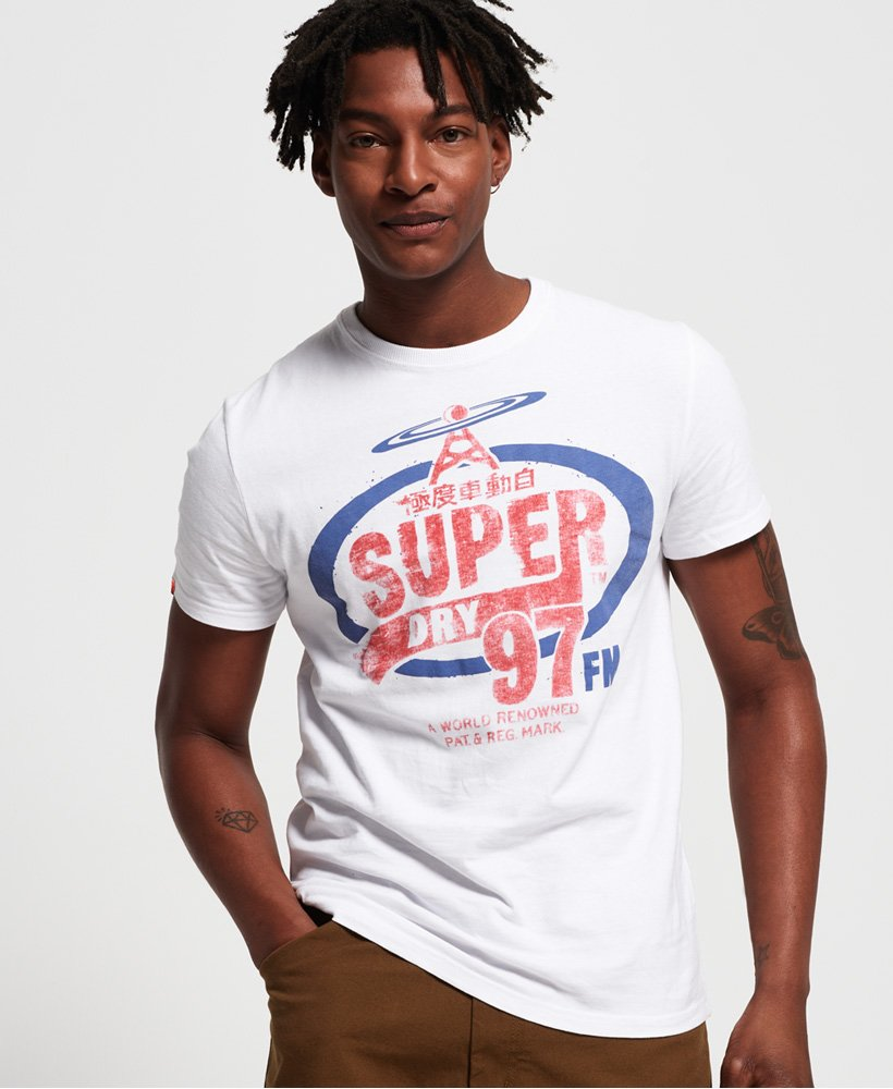 Superdry Heritage Classic t-tröja thumbnail 1